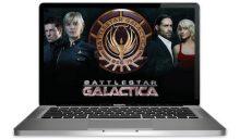 Battlestar Galactica Slots Main Image