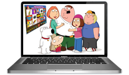 Family Guy Slots Main Image