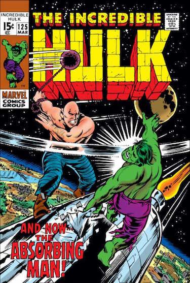 Incredible Hulk 125