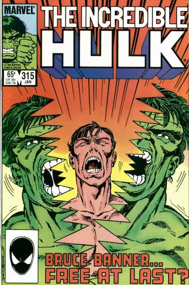 Incredible Hulk 315