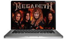 Megadeth Slots Main Image
