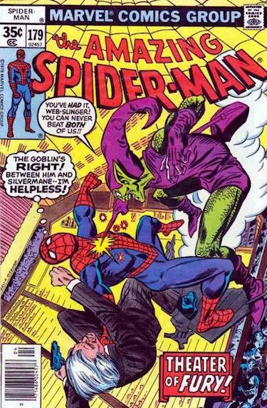 Spider-Man 179