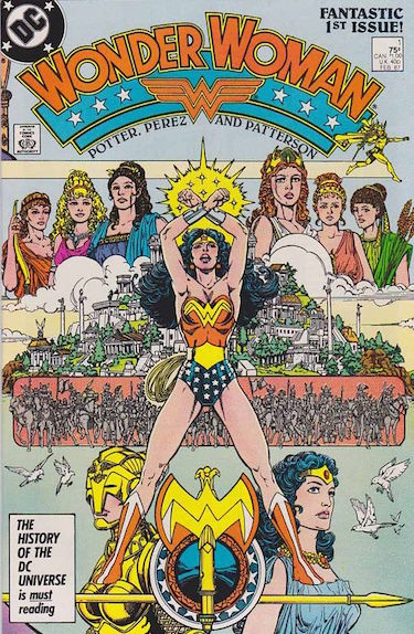 Wonder Woman 1st Issue