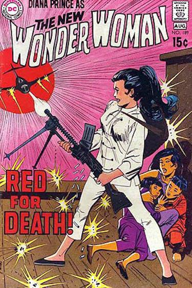Wonder Woman 189