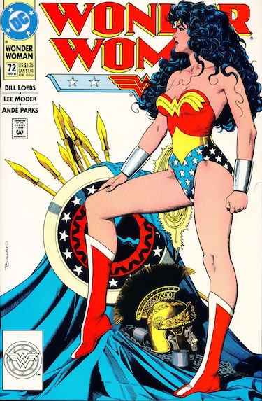 Wonder Woman March 93