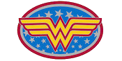 Wonder Woman Slots Large Logo