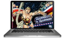 Wonder Woman Slots Main Image