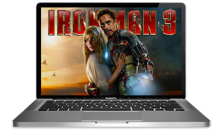 Ironman 3 Slots Main Image
