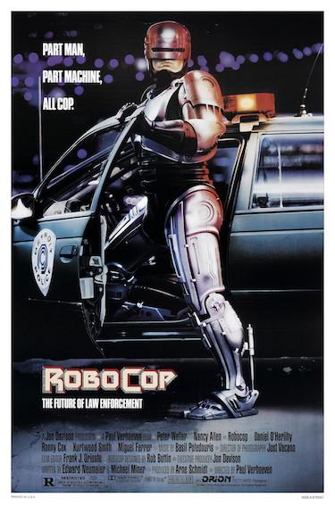 RoboCop Original Poster