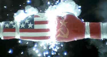 Rocky Glove Explosion