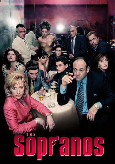 Sopranos Back Room