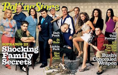 Sopranos Rolling Stone