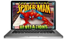 Spiderman Revelations Slots Main Image