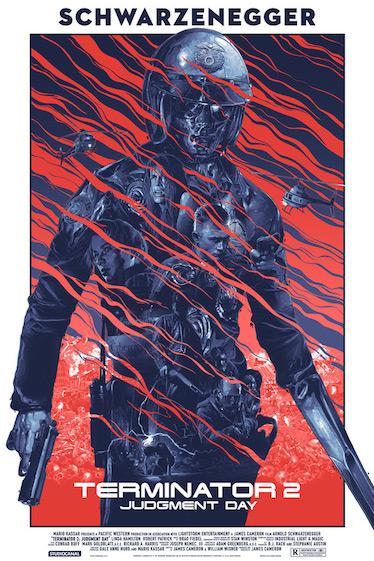 Terminator 2 Alternate Poster