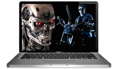 Terminator 2 Slots Main Image