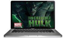 The Incredible Hulk Slots Main Image