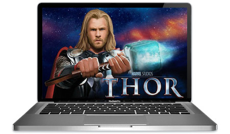 Thor Mighty Avenger Slots Main Image
