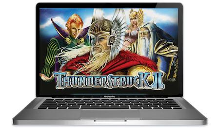 Thunderstruck 2 Slots Main Image