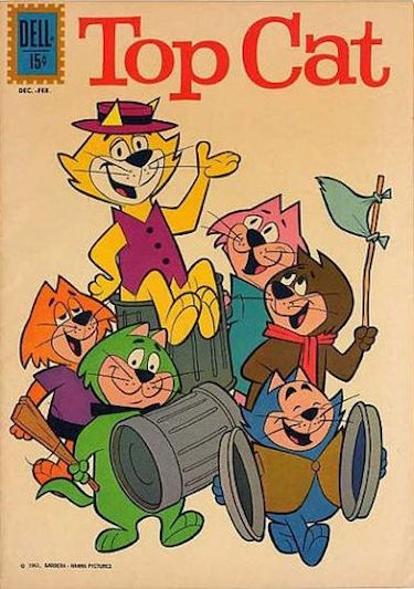 Top Cat Cover