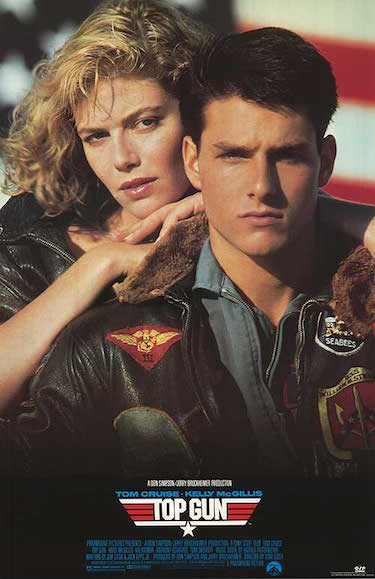 Top Gun Tom and Kelly