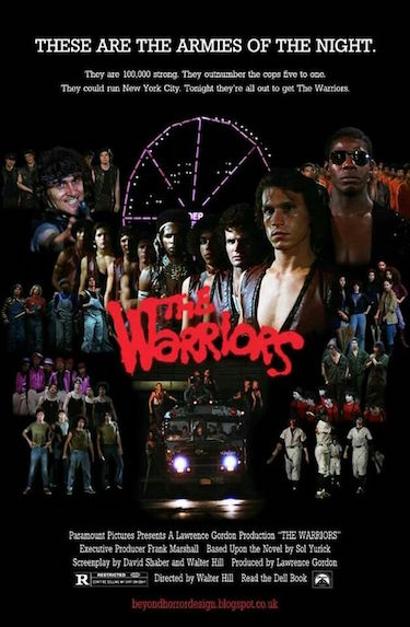 Warriors Promo Poster