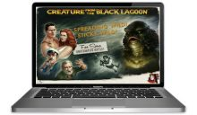 Creature From the Black Lagoon Slots Main Image