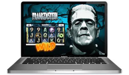 Frankenstein Slots Main Image