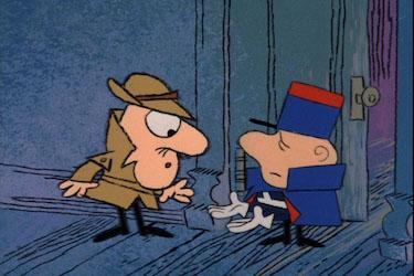 The Inspector & Sergeant Deux Deux