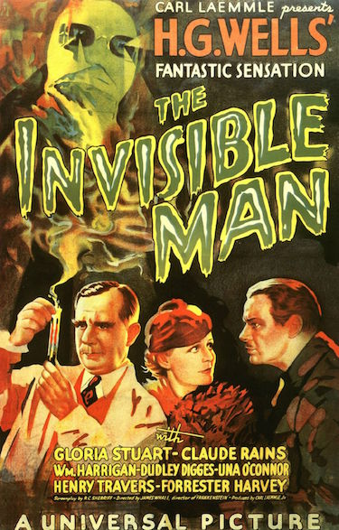 The Invisible Man Original Poster