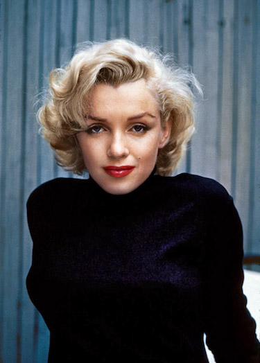 Marilyn Black Sweater