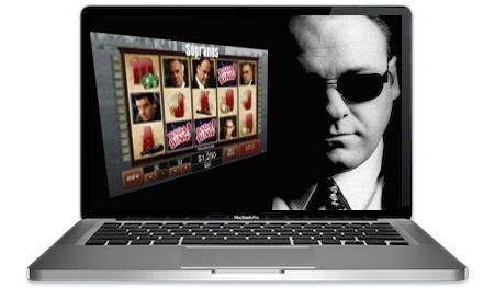 Sopranos Slots Main Image