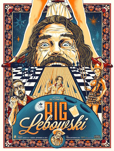 Big Lebowski Alternate Poster