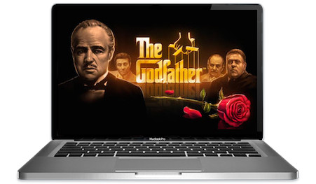 Godfather Slots Main Image