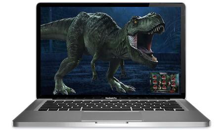 Jurassic Park Slots Main Image