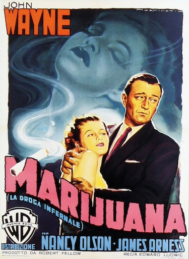 Marijuana Movie Poster