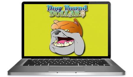 Dog Pound Dollars Slots Main Image