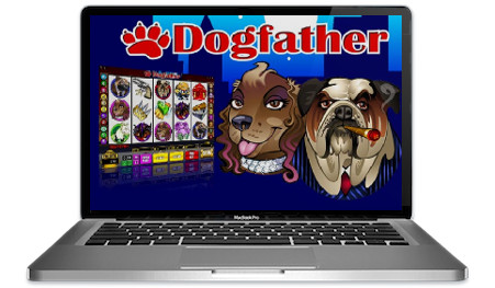 Dogfather Slots Main Image