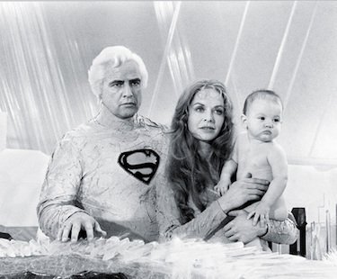 Superman and His Parents