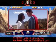 Superman Movie Free Games Canyon Scene