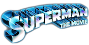 Superman The Movie Slots Large Logo