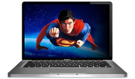 Superman The Movie Slots Main Image