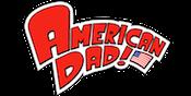 American Dad Large Logo