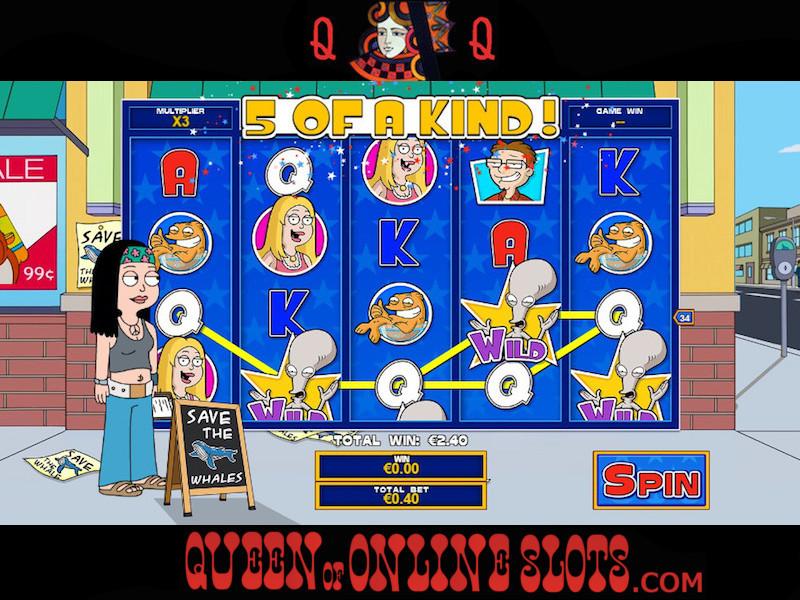 Spiele American Dad - Video Slots Online