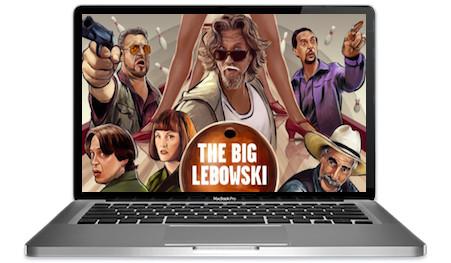 Big Lebowski Slots Main Image