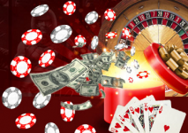 Casino Wins Cash and Chips