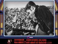 Elvis Singing to Crowd