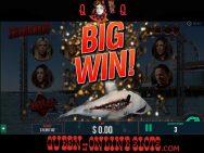 Sharknado Slots Big Win