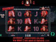 Sharknado Slots Multiplier Feature