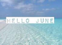 Hello June 2017