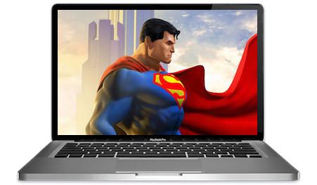Last Son of Krypton Main Image